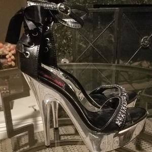 Frederick's of Hollywood shoes